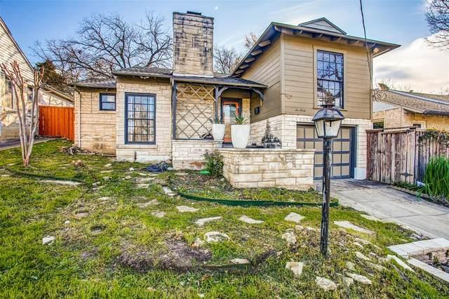 630 N Hampton Road, Dallas, TX 75208 (MLS #14282931) :: HergGroup Dallas-Fort Worth