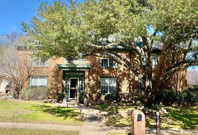 724 Scottish Mist Trail, Highland Village, TX 75077 (MLS #14282966) :: Justin Bassett Realty