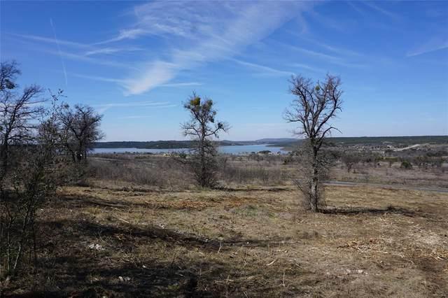 Lot 158 S Canyon Wren, Possum Kingdom Lake, TX 76449 (MLS #14283526) :: Robbins Real Estate Group