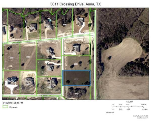 3011 N Crossing Drive, Anna, TX 75409 (MLS #14283551) :: Lynn Wilson with Keller Williams DFW/Southlake