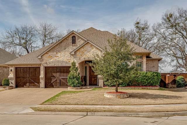 3321 Belford Circle, Anna, TX 75409 (MLS #14283568) :: Lynn Wilson with Keller Williams DFW/Southlake