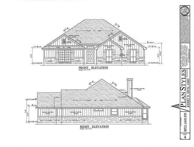 148 County Road 2830, Decatur, TX 76234 (MLS #14283635) :: NewHomePrograms.com LLC