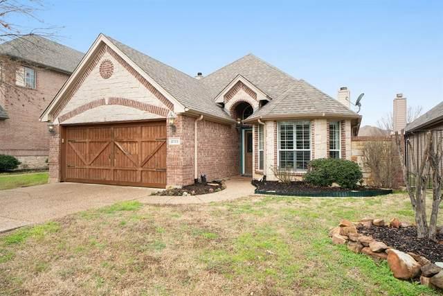 2111 Portwood Way, Fort Worth, TX 76179 (MLS #14283685) :: Caine Premier Properties