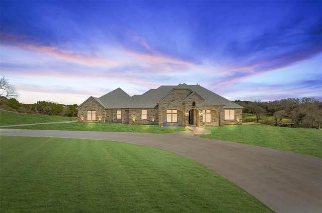 2407 Cactus Rio Lane, Weatherford, TX 76087 (MLS #14283790) :: Tenesha Lusk Realty Group