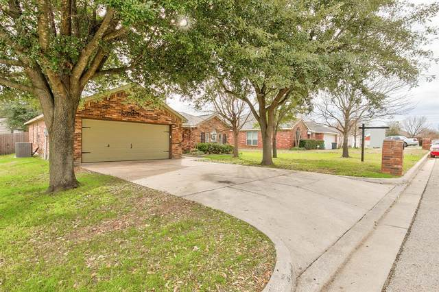 210 Whispering Dell Lane, Weatherford, TX 76085 (MLS #14284220) :: The Kimberly Davis Group