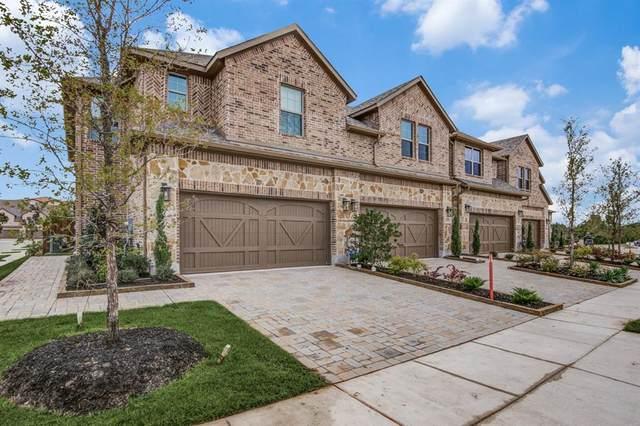 1020 Mj Brown Street, Allen, TX 75002 (MLS #14284249) :: All Cities Realty