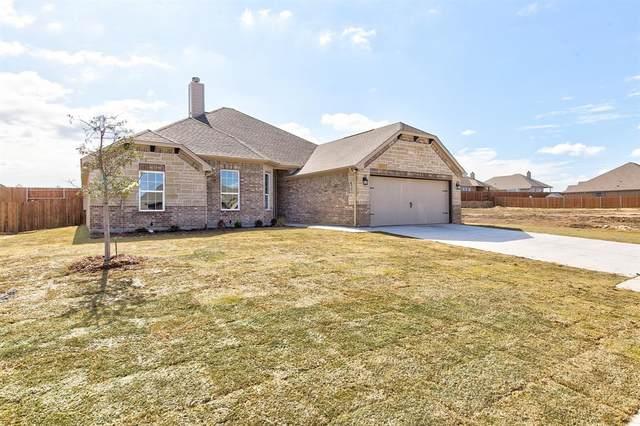 207 Harp Avenue, Godley, TX 76044 (MLS #14284493) :: Potts Realty Group
