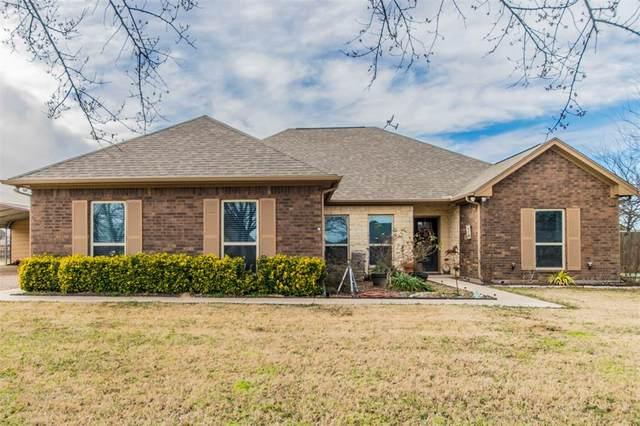 3133 Knob Road, Springtown, TX 76082 (MLS #14284527) :: Trinity Premier Properties