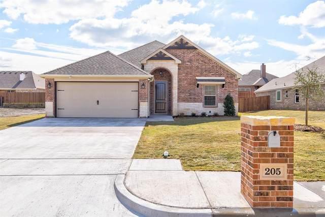 205 Harp Avenue, Godley, TX 76044 (MLS #14284529) :: Potts Realty Group