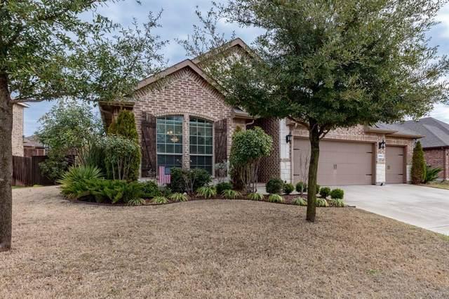 1553 Salado Trail, Weatherford, TX 76087 (MLS #14284637) :: The Kimberly Davis Group
