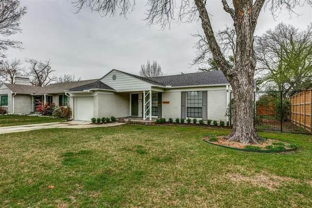 6307 Sudbury Drive, Dallas, TX 75214 (MLS #14284943) :: EXIT Realty Elite