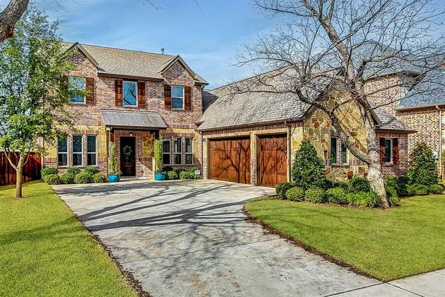 2823 Spring Hollow Court, Highland Village, TX 75077 (MLS #14284954) :: The Rhodes Team