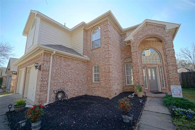 4908 Great Divide Drive, Fort Worth, TX 76137 (MLS #14285128) :: The Heyl Group at Keller Williams