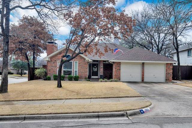 1901 Saddle Ridge Drive, Grapevine, TX 76051 (MLS #14285149) :: Baldree Home Team