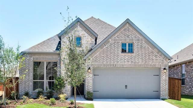 808 Bretallow Drive, Celina, TX 75009 (MLS #14285238) :: Real Estate By Design