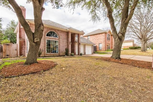 7804 Blossom Drive, Fort Worth, TX 76133 (MLS #14285267) :: The Paula Jones Team | RE/MAX of Abilene