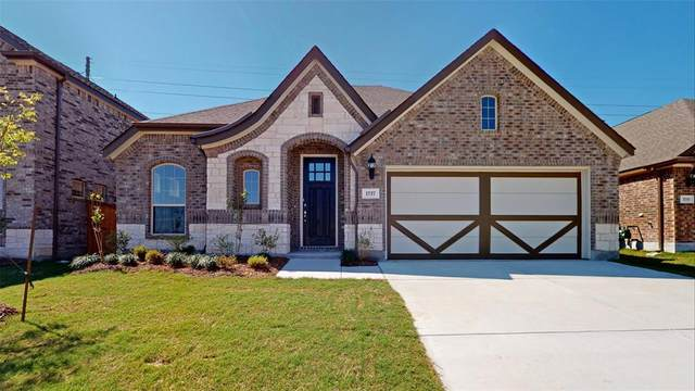 1737 Wassel Road, Haslet, TX 76052 (MLS #14285369) :: Real Estate By Design