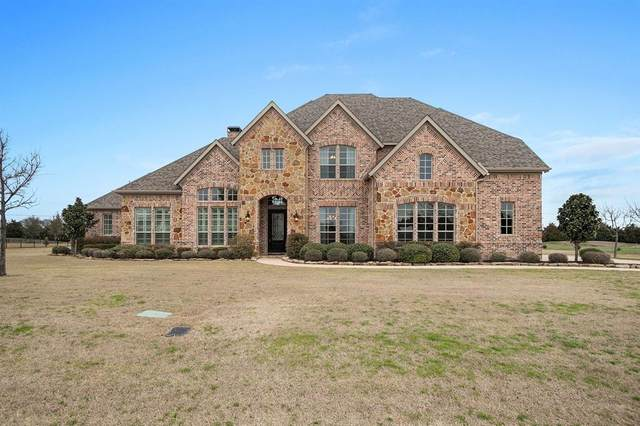 3608 Margaux Drive, Parker, TX 75002 (MLS #14285927) :: The Good Home Team