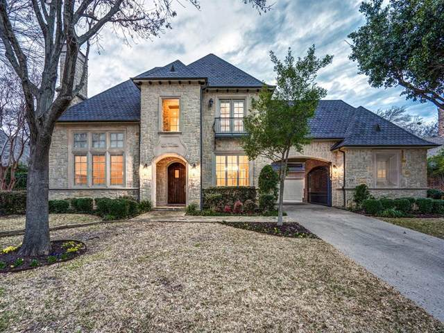 631 Stratford Lane, Coppell, TX 75019 (MLS #14286011) :: Hargrove Realty Group