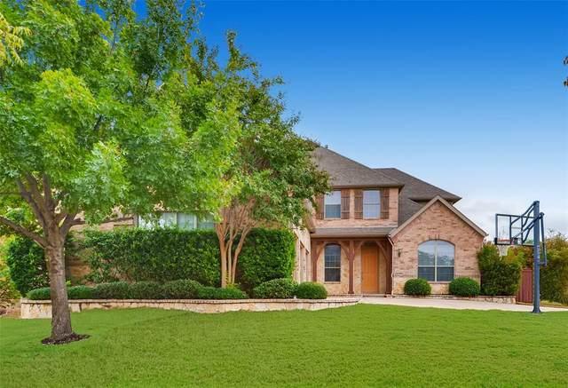 9600 Birdville Way, Fort Worth, TX 76244 (MLS #14286073) :: Real Estate By Design
