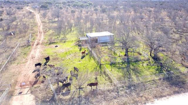 104 County Road, Cisco, TX 76442 (MLS #14286185) :: The Chad Smith Team