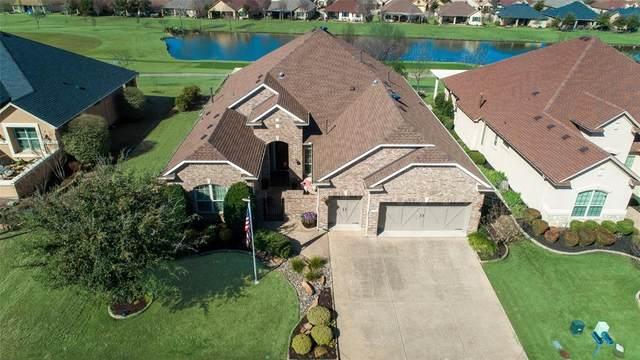 9004 Landmark Lane, Denton, TX 76207 (MLS #14286268) :: The Mauelshagen Group