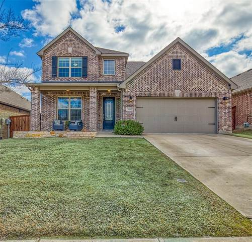 933 Spring Falls Drive, Mckinney, TX 75071 (MLS #14286386) :: All Cities Realty