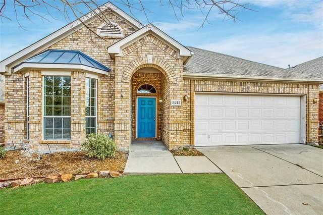 8213 Livingston Lane, Mckinney, TX 75072 (MLS #14286592) :: Lynn Wilson with Keller Williams DFW/Southlake