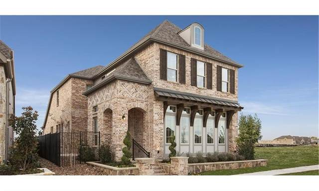 1054 Miller Road, Allen, TX 75013 (MLS #14286681) :: The Good Home Team