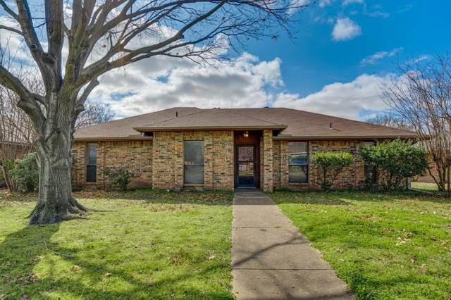 1407 Ivywood Drive, Flower Mound, TX 75028 (MLS #14287041) :: The Heyl Group at Keller Williams