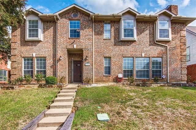2205 Wren Ln, Lewisville, TX 75077 (MLS #14287156) :: Real Estate By Design