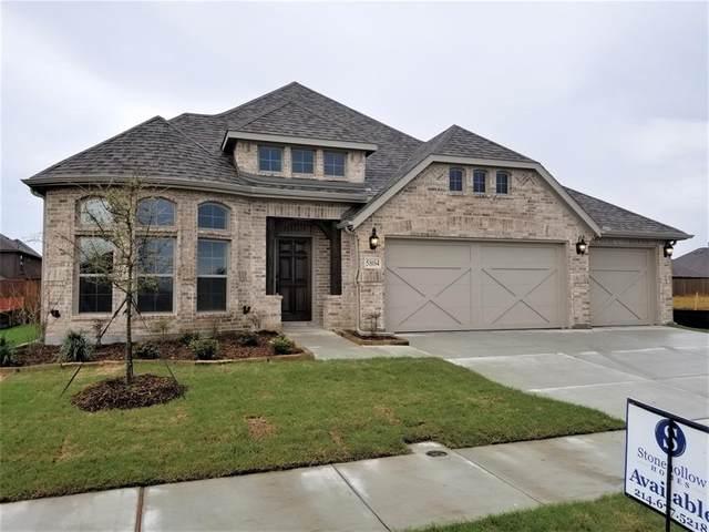 5804 Hightower Street, Celina, TX 76227 (MLS #14287258) :: Real Estate By Design