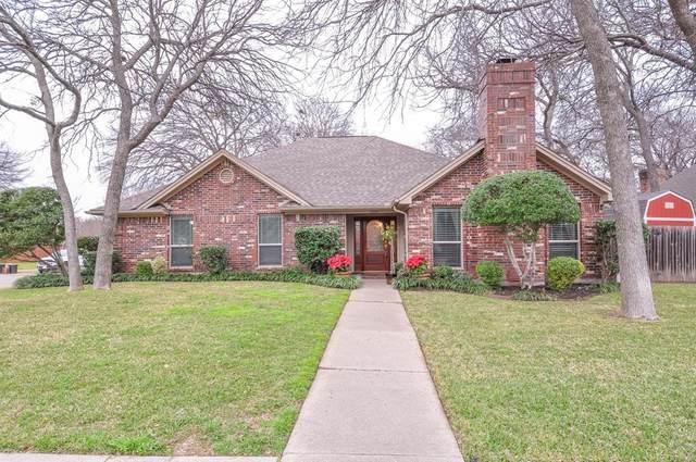 1529 Southfork Drive, Keller, TX 76248 (MLS #14287459) :: The Chad Smith Team