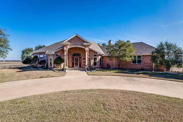 1401 Crisp Road, Ennis, TX 75119 (MLS #14287820) :: The Chad Smith Team