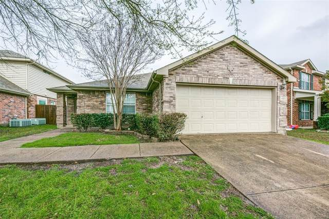 502 Colt Drive, Forney, TX 75126 (MLS #14287823) :: All Cities Realty