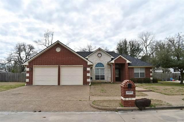 400 Austin Acre, Sulphur Springs, TX 75482 (MLS #14287965) :: The Heyl Group at Keller Williams