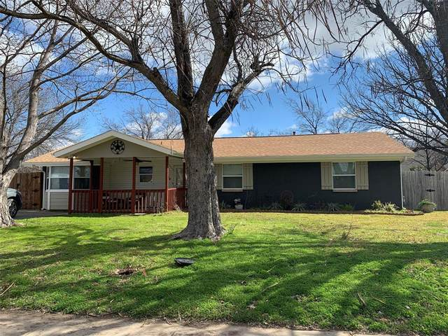 204 W Park Street, Little Elm, TX 75068 (MLS #14288636) :: Baldree Home Team