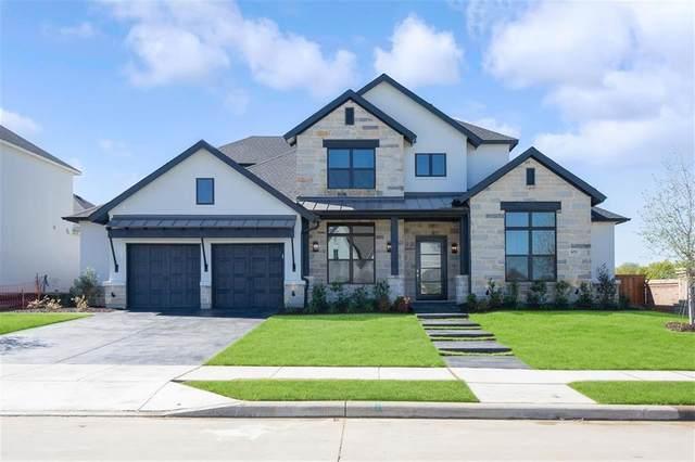 851 Star Meadow Drive, Prosper, TX 75078 (MLS #14289128) :: Real Estate By Design