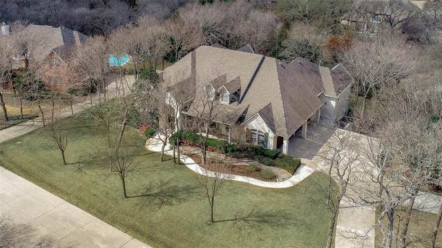 2801 River Bend Trail, Flower Mound, TX 75022 (MLS #14290195) :: Real Estate By Design