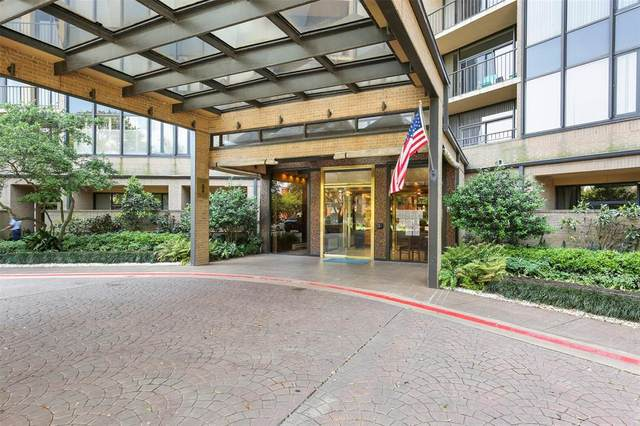 5200 Keller Springs Road #112, Dallas, TX 75248 (MLS #14290585) :: The Mitchell Group