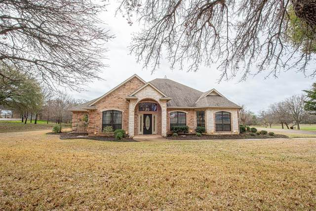 200 Forest Creek Circle, Weatherford, TX 76088 (MLS #14290721) :: Potts Realty Group
