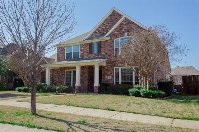 608 York Court, Lewisville, TX 75056 (MLS #14290816) :: The Kimberly Davis Group