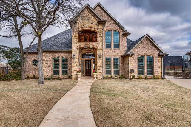 2 Pond View Court, Mansfield, TX 76063 (MLS #14291243) :: RE/MAX Pinnacle Group REALTORS