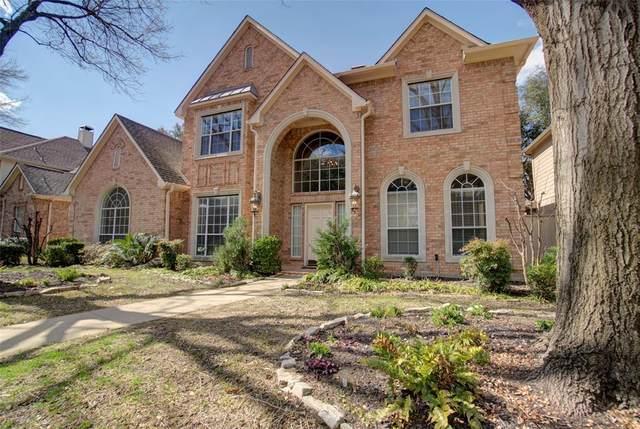 18727 Greenside Drive, Dallas, TX 75252 (MLS #14291380) :: All Cities Realty