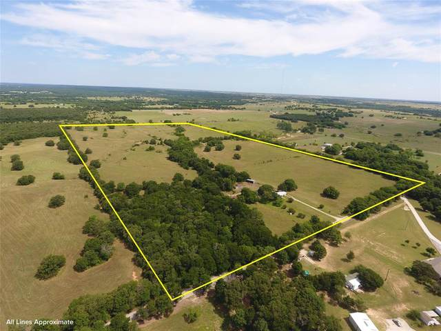 117 Private Road 2636, Decatur, TX 76234 (MLS #14291557) :: The Kimberly Davis Group
