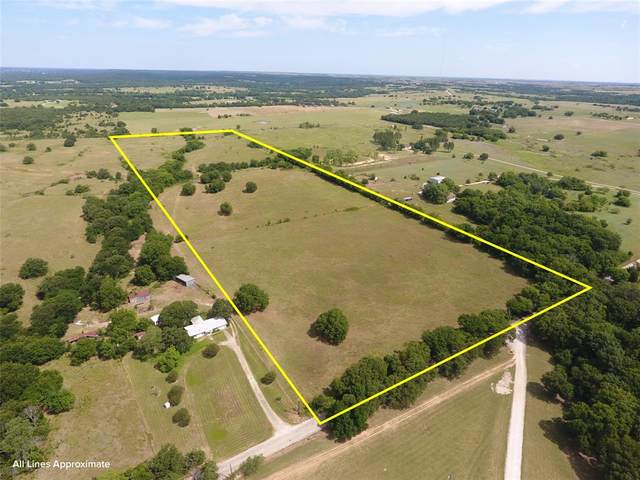 TBD County Road 2644, Decatur, TX 76234 (MLS #14291590) :: The Kimberly Davis Group