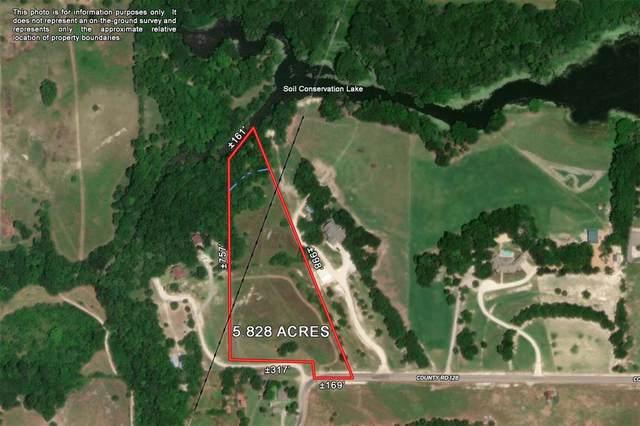 5.8 AC County Rd 128, Celina, TX 75009 (MLS #14291617) :: Premier Properties Group of Keller Williams Realty