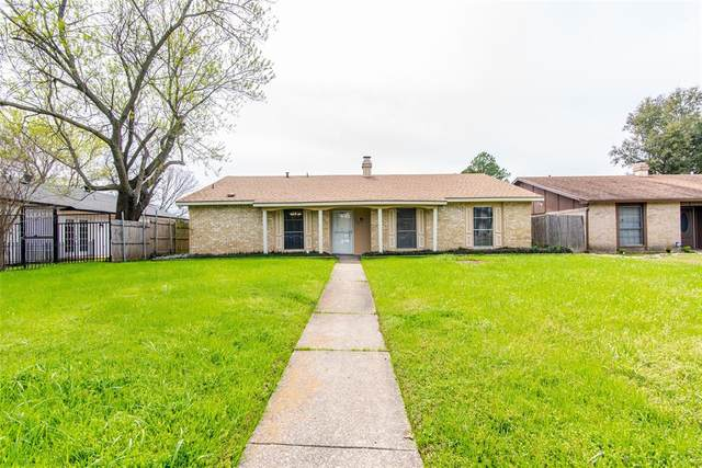 308 Longshadow Lane, Mesquite, TX 75149 (MLS #14291996) :: RE/MAX Landmark