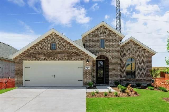 14625 Martin Creek Cove, Fort Worth, TX 76262 (MLS #14292041) :: The Kimberly Davis Group