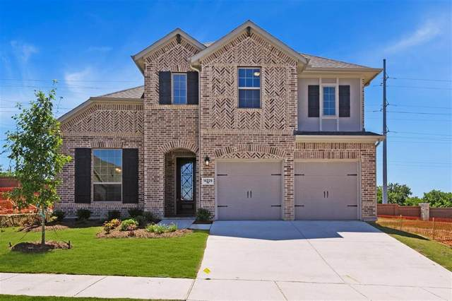 14229 Spitfire Trail, Fort Worth, TX 76262 (MLS #14292118) :: The Kimberly Davis Group